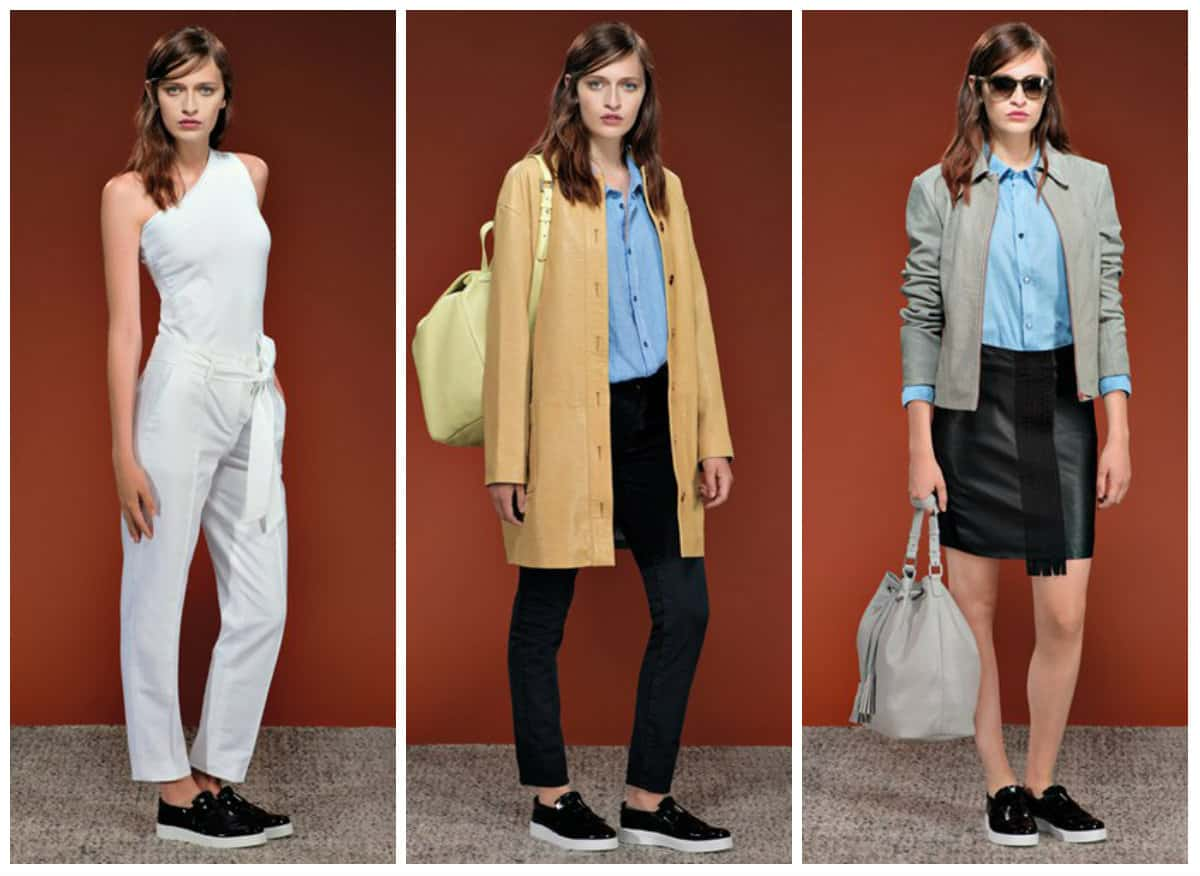 Women S Fashion Clothing From Tru Trussardi Spring Summer 2016 Collection