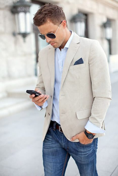 Sport coat and blazer wearing trends 2016