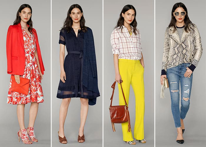 Banana Republic Summer 2016 Womens collection