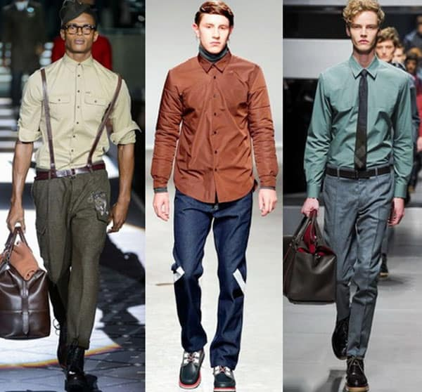 Men S Fashion Shirts Trends 2016