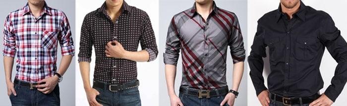 Men S Fashion Shirts Trends 2016