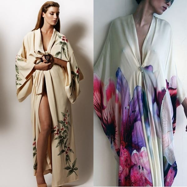 Ladies Dressing Gowns 2016 Fashion Trends