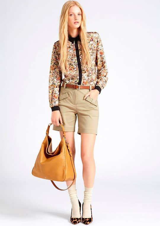 Trendy-womens-shorts-2016-khaki-shorts-for-women-5