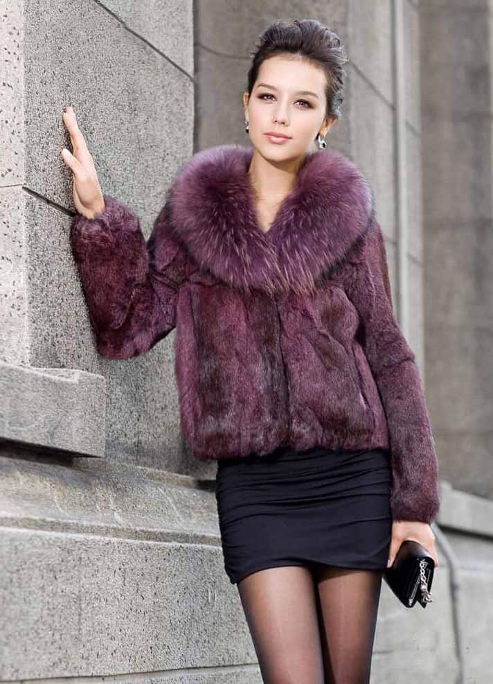 Women fur coats 2017 - DRESS TRENDS