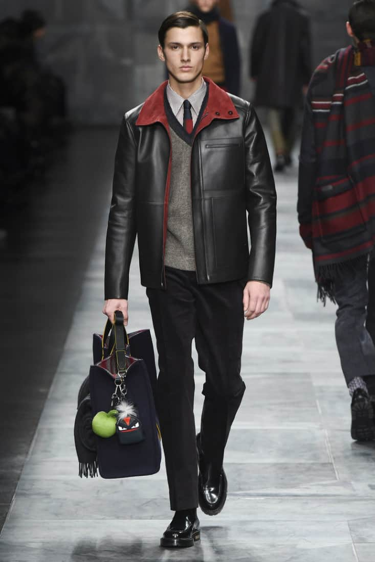 Casual-jackets-for-men-2017-Fendi-mens-leather-lackets-2017