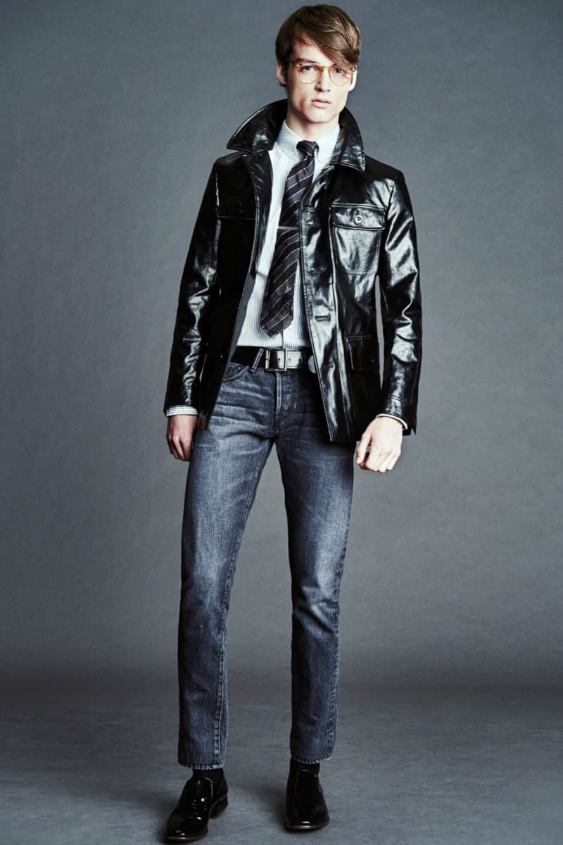 Men's leather jackets 2017