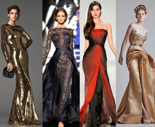 Long Dresses For New Years Eve