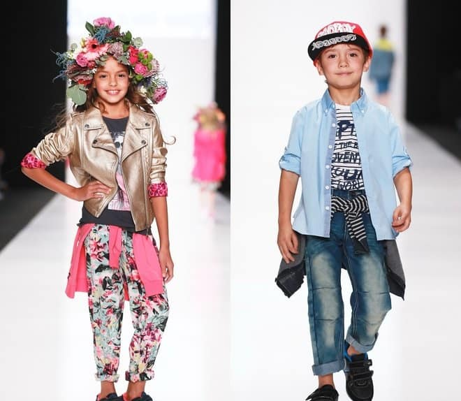 Latest Fashion Trends 2017 Kids