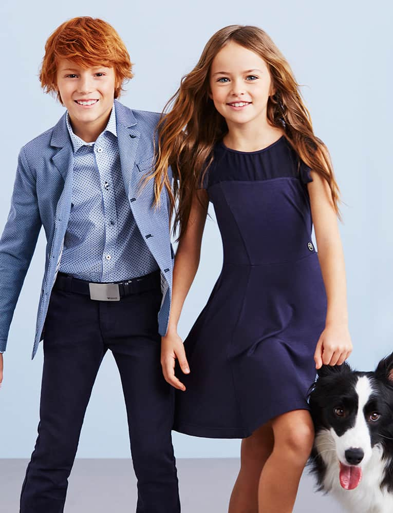 Kids clothes։ Trends and tendencies 2017