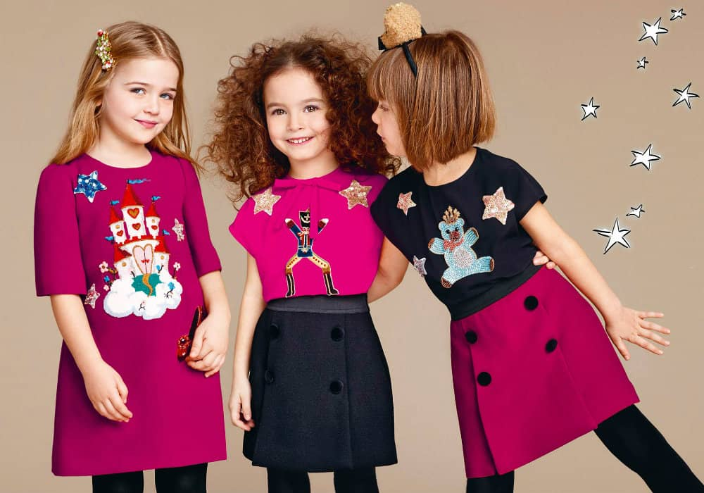 Childrens fashion trends fall 2018