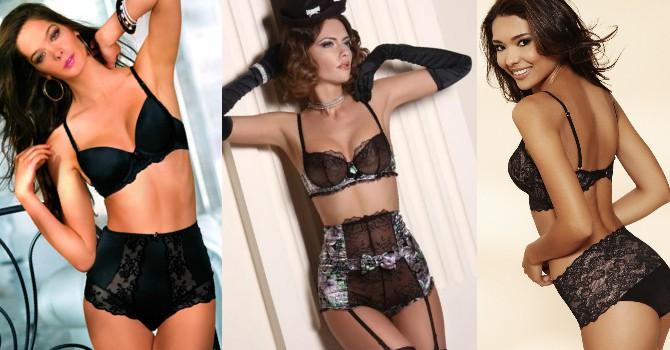 Lingerie 2017; womens lingerie trends and tendencies 2017
