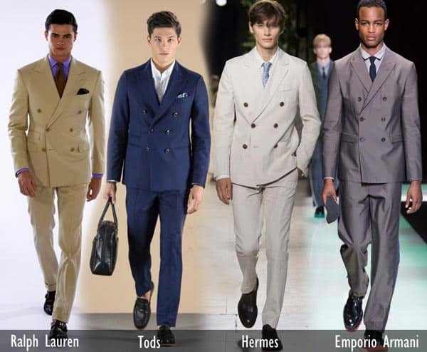 Mens fashion 2017: Trendy men suits 2017 - DRESS TRENDS