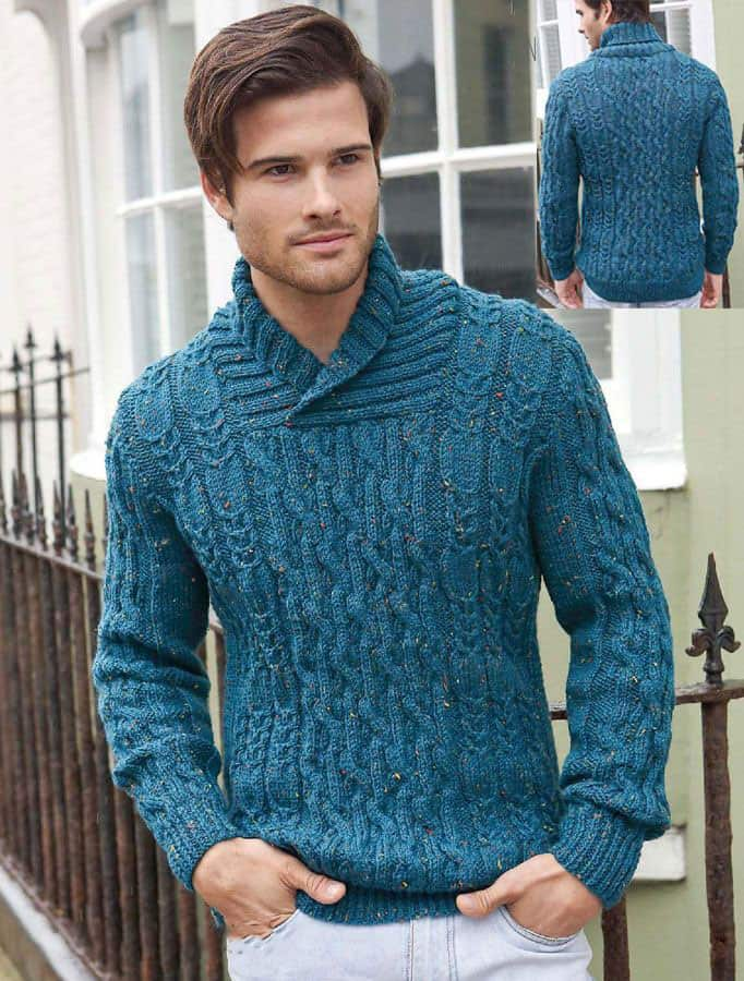 Knitting Patterns Modern Jumpers : Teen fashion 2017: teen boys clothing trends 2017