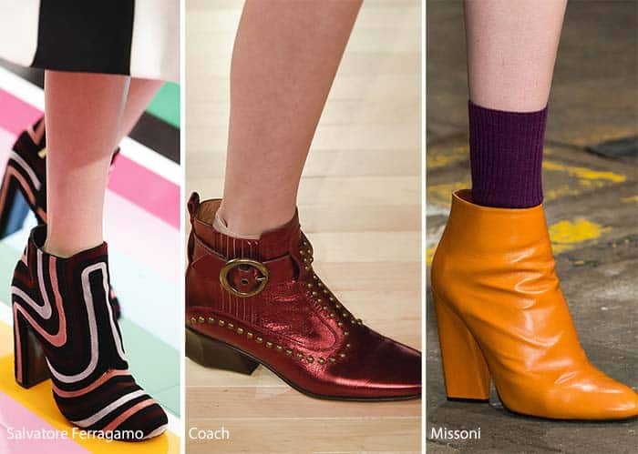 Womens Fall Shoe Trends