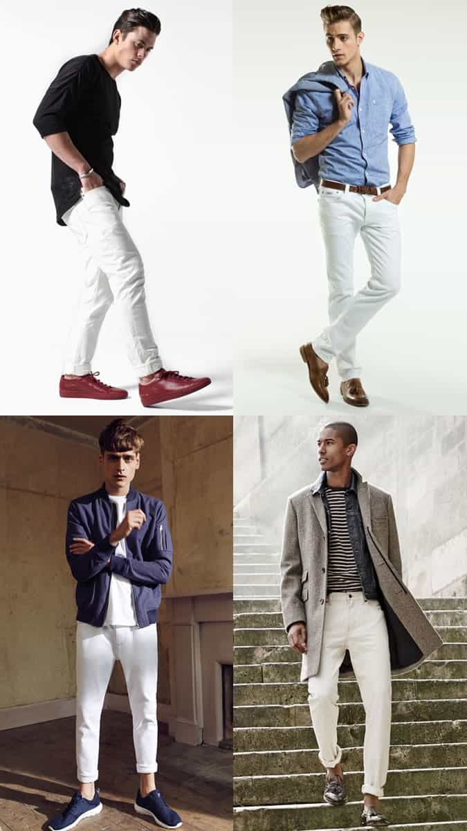 6e29f2a381 White jeans for men. Mens-jeans-trends-and-tendencies-2017-jeans-for-