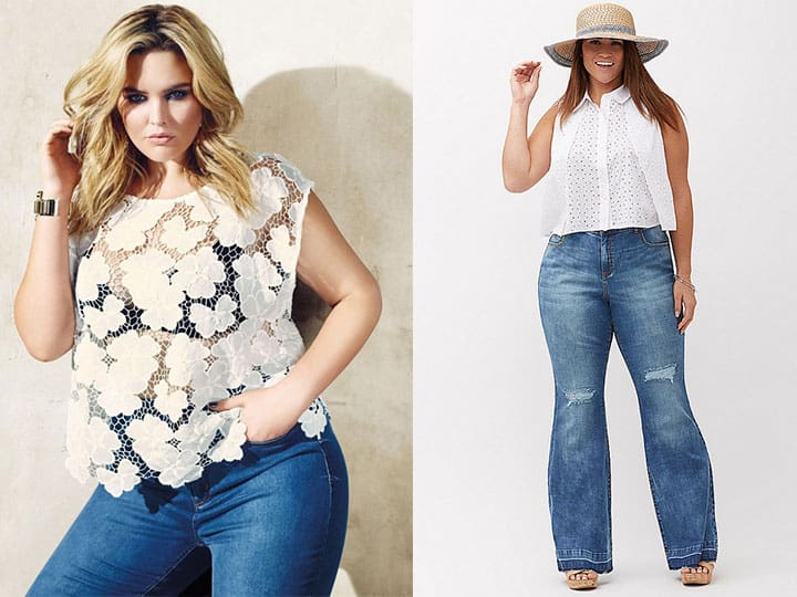 Plus size fashion 2017; plus size womens clothing trends ...