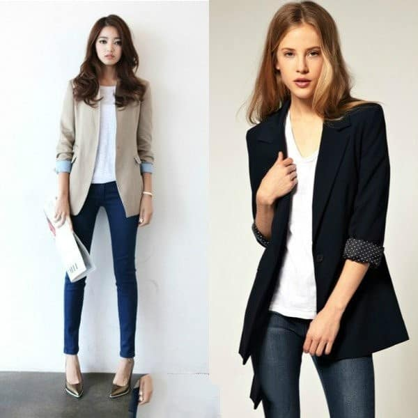 2017 fashion trends: women blazers 2017 – DRESS TRENDS