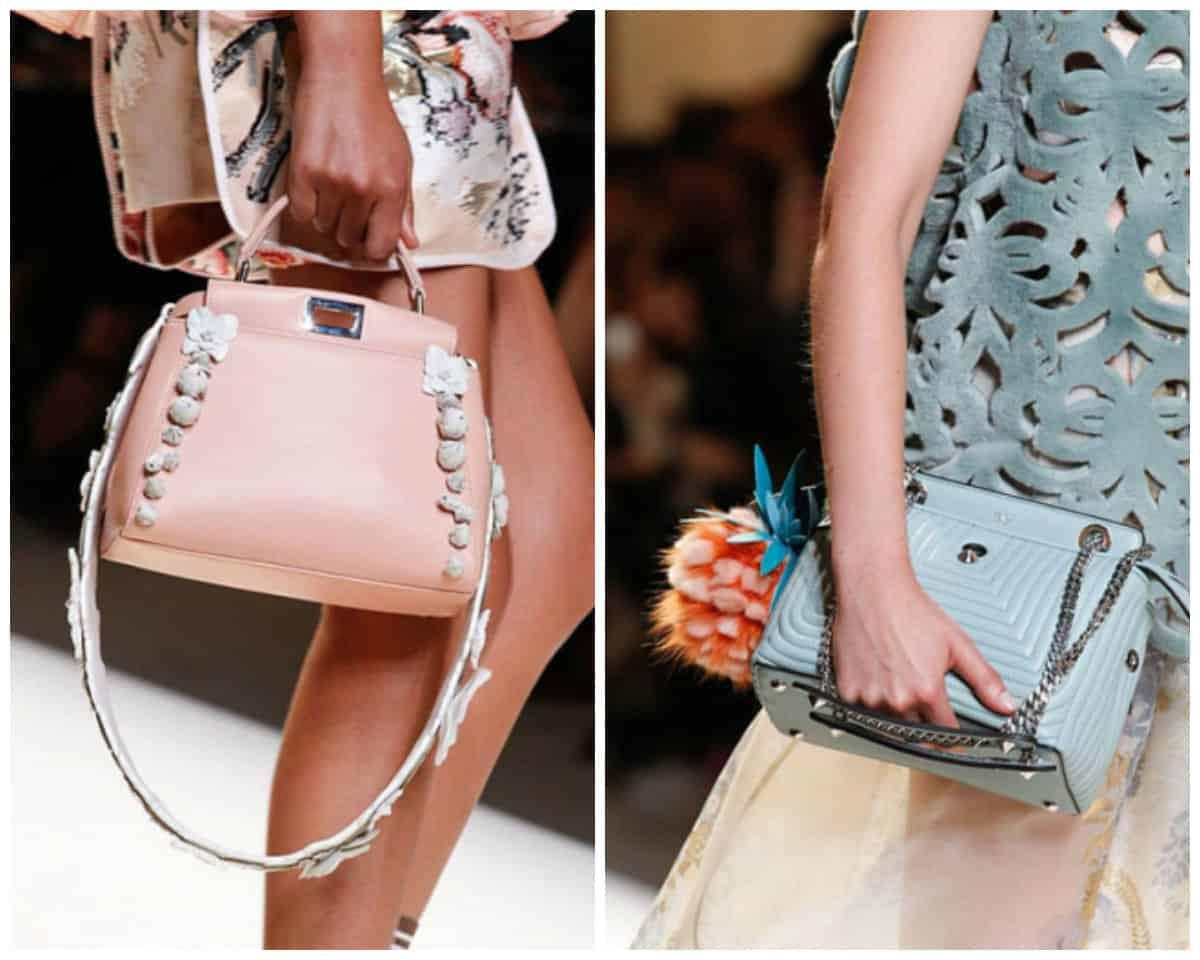 Bags 2017: spring-summer season women bags