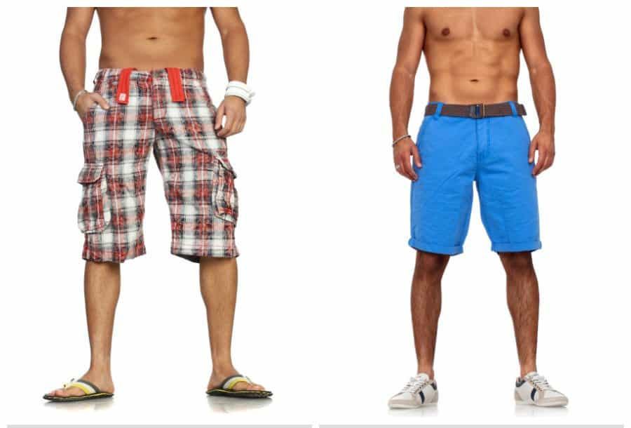 mens-shorts-2017-bermuda-Shorts for men 2017