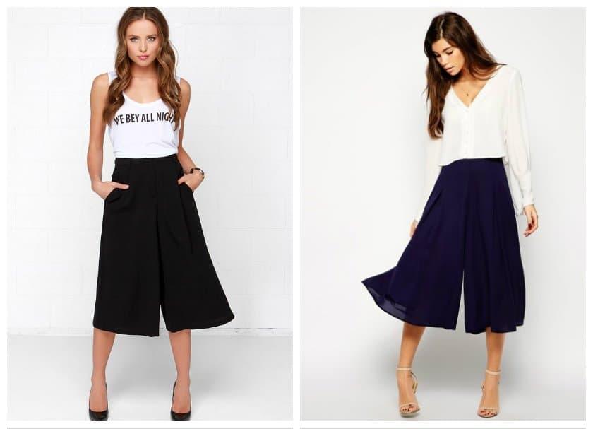pants-2017-culottes-dress pants for women