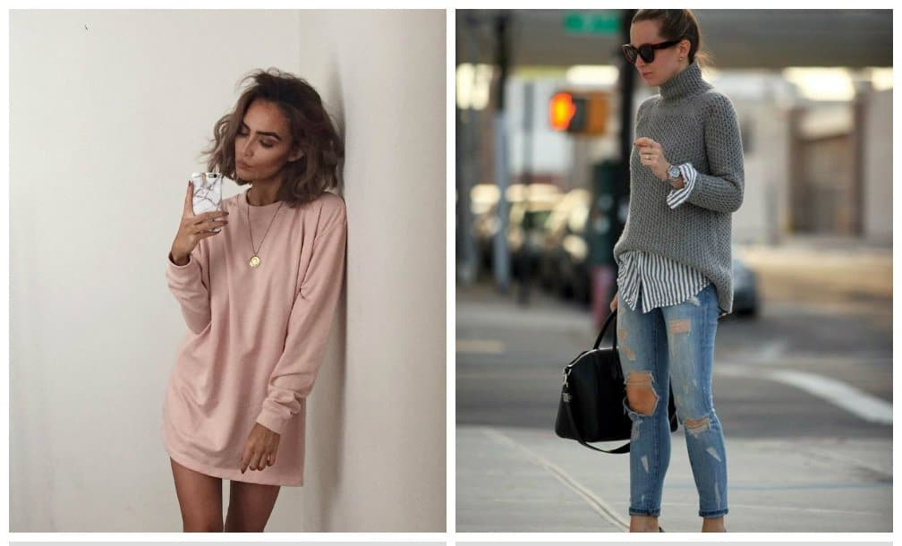 teen-fashion-2018-girls-oversized-and -layering-teen girls clothing-teen fashion 2018-clothes for teen girls
