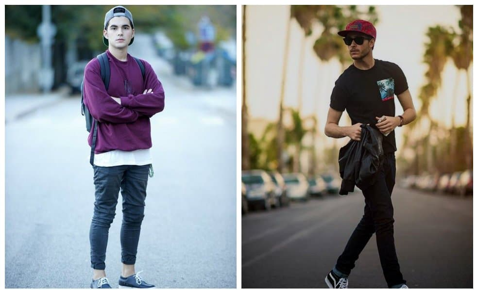 Teen fashion 2018: main trends for teen boy fashion