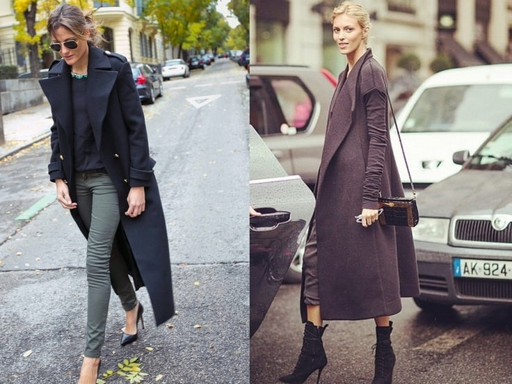Winter coats 2017: trends for women in 2017
