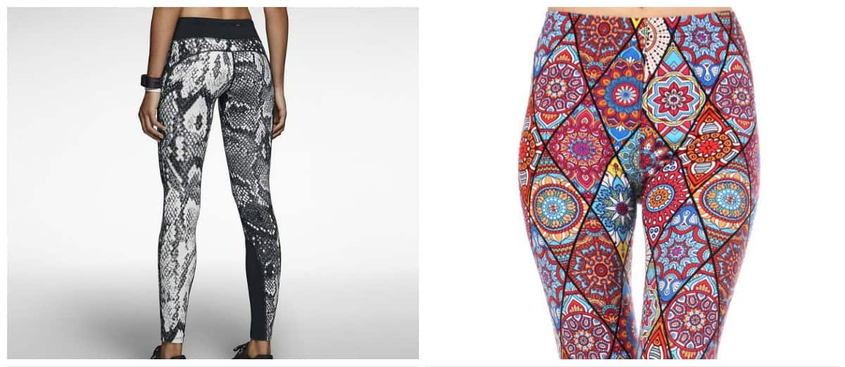 leggings-2018-with ethnic-motifs-and-under-a-snake-tops for leggings