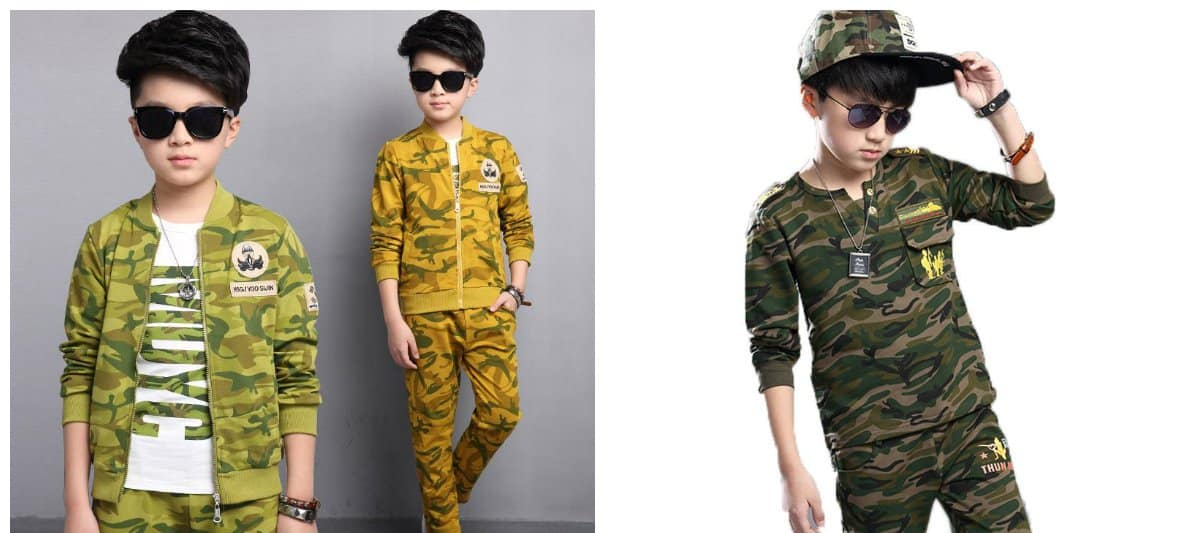kids-fashion-2018-boys-trendy-clothing-trendy-girl-clothes-military-style-boys trendy clothing
