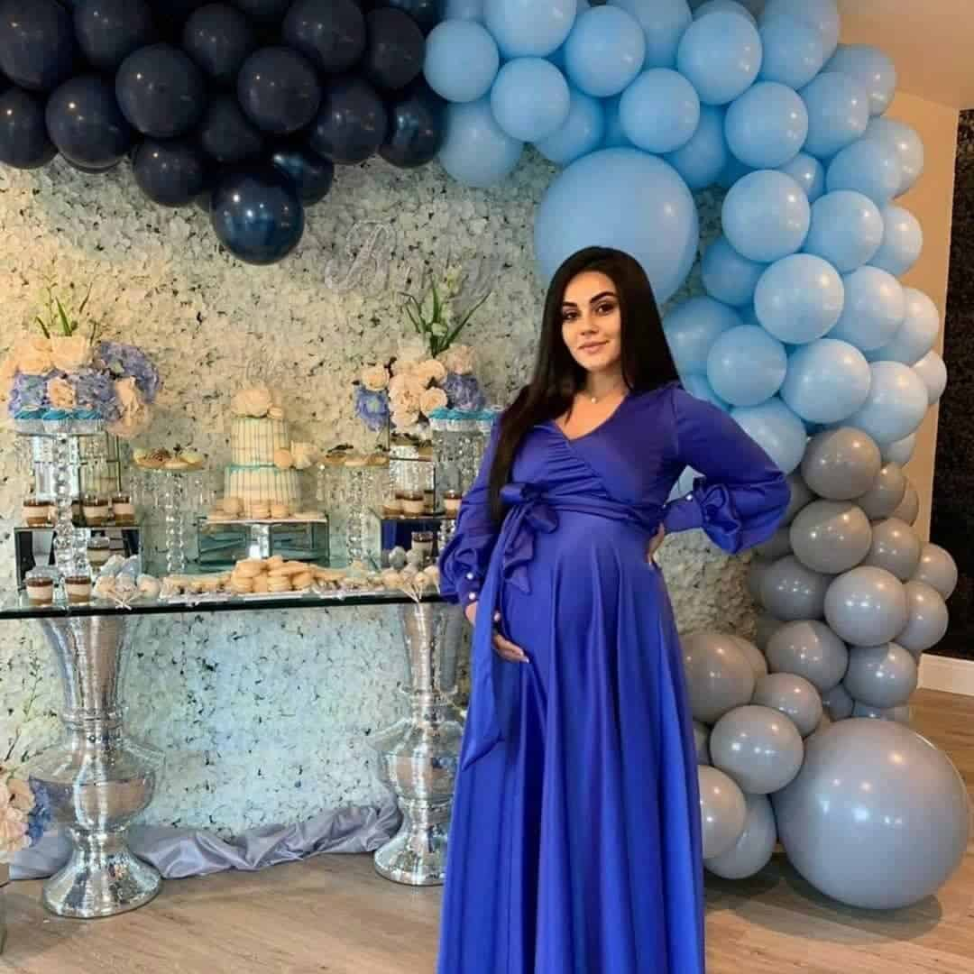 Maternity Dresses 2021: Cute Styles and Colors of Maternity Fashion Dresses