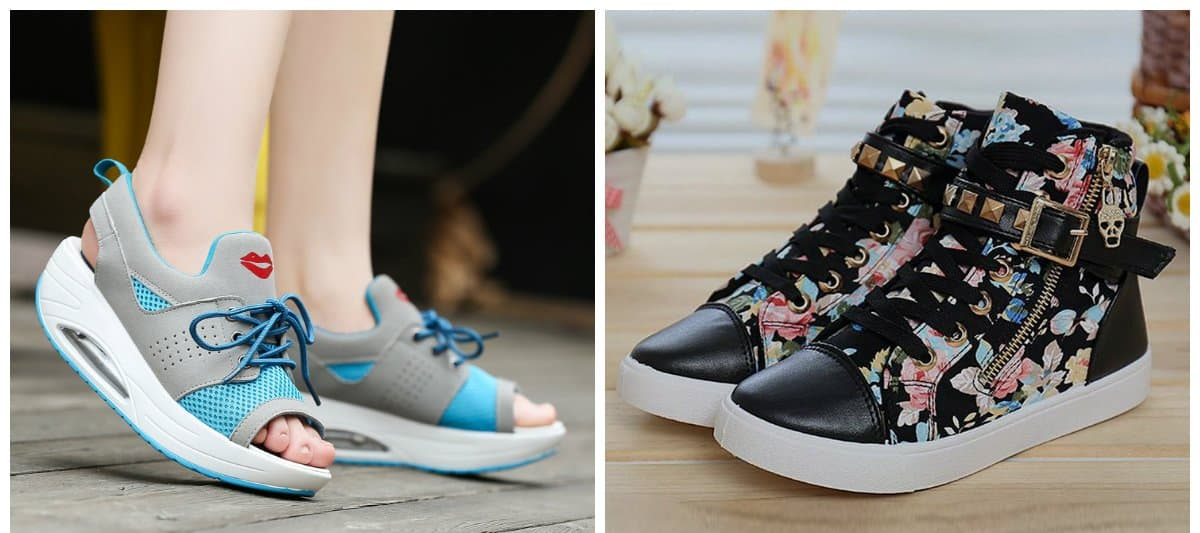 Shoes 2018: stylish trends and tendencies for women shoes 2018