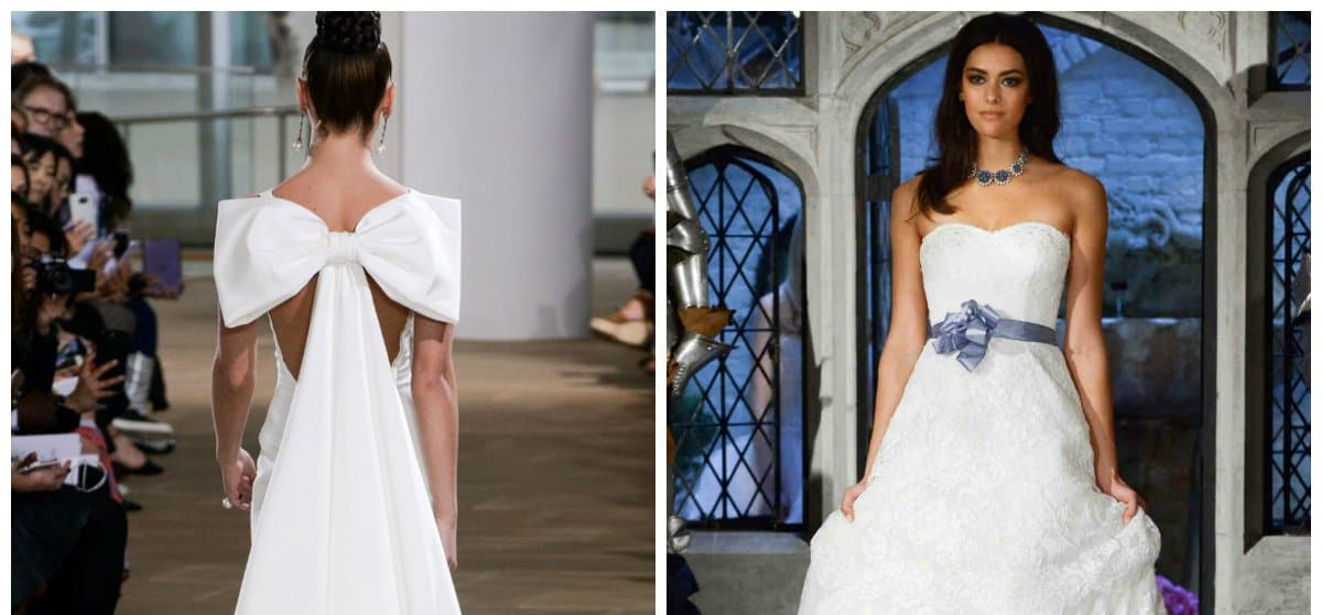Wedding Dresses Main Tendencies For Wedding Gowns