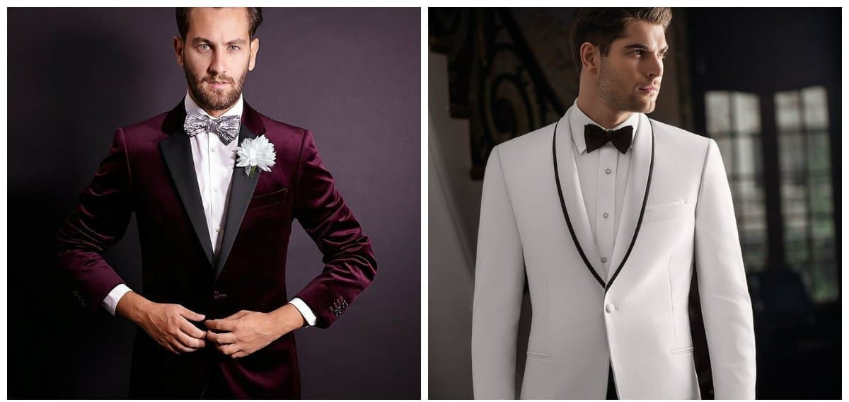 Wedding Suits 2018 New Trends Looks And Tendencies Of Groom Suits 2018