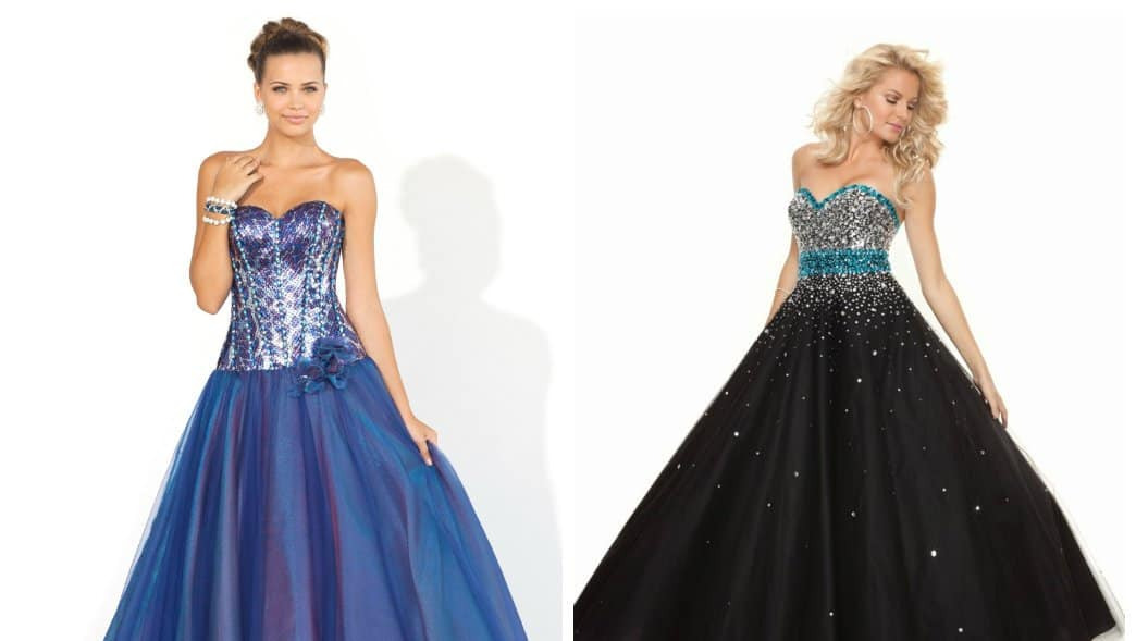 Ball gowns 2018: trends, tips for choosing an elegant ...