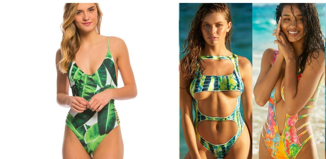 Bathing Suits 2018 Trends Styles And Tips For Womens Bathing Suits