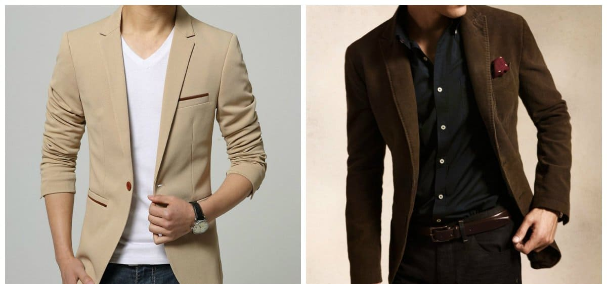 blazer for men 2018, beige blazer for men, chocolate blazer for men