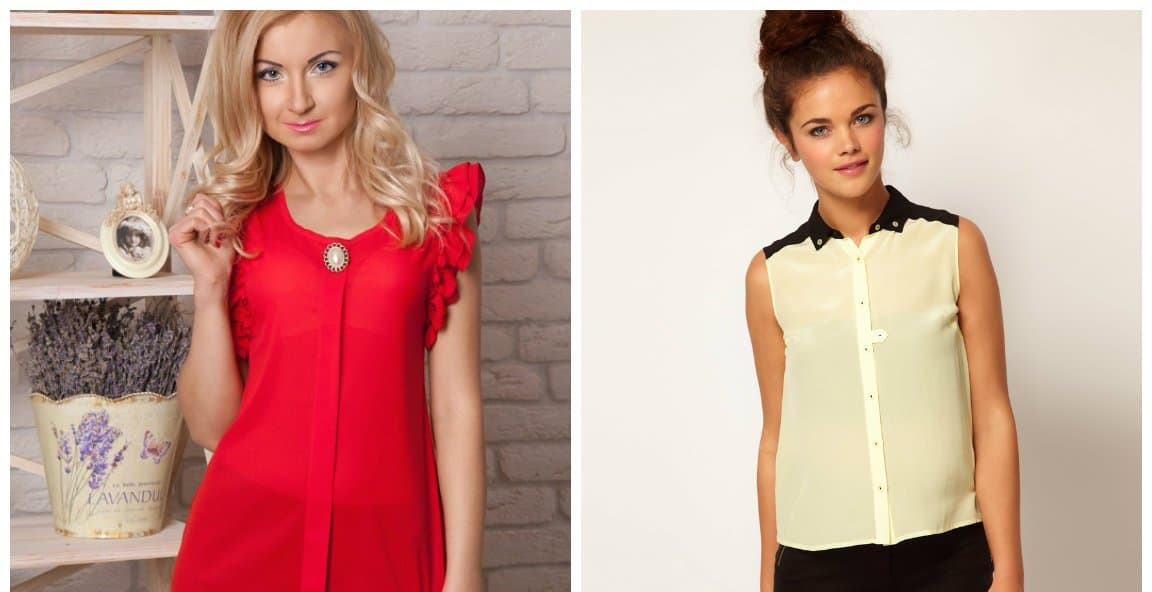 latest blouse designs, trendy blouse without sleeves