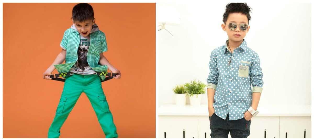 boys clothes 2018, trends and tendencies of boys outfits