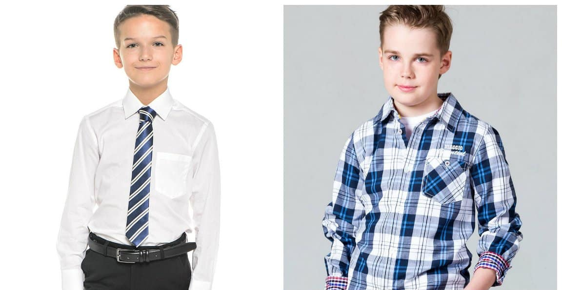 boys clothes 2018, classic shirts for boys