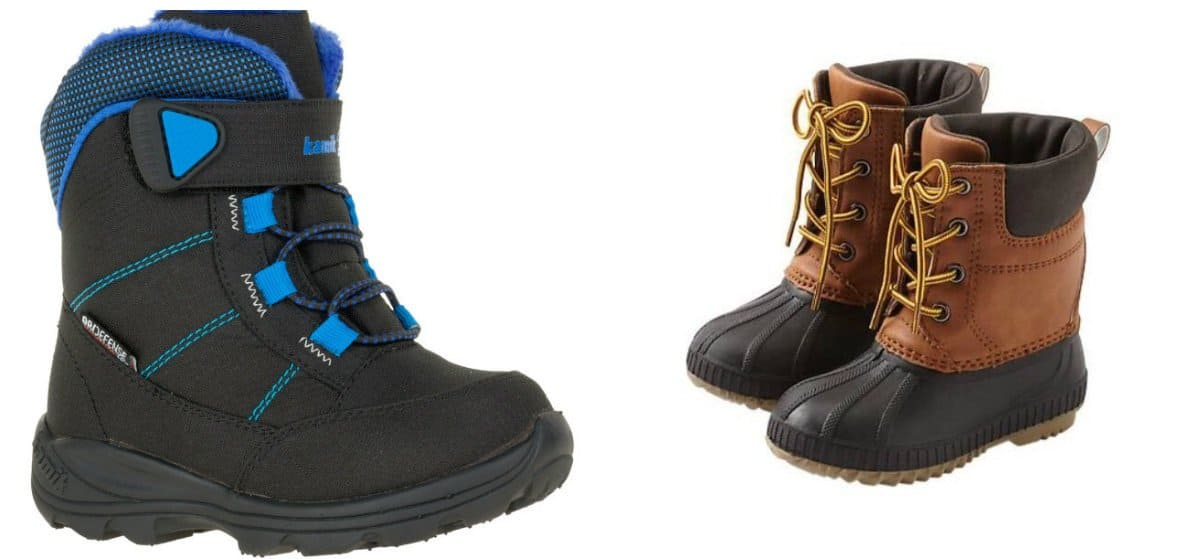 boys footwear, winter waterproof boots for boys