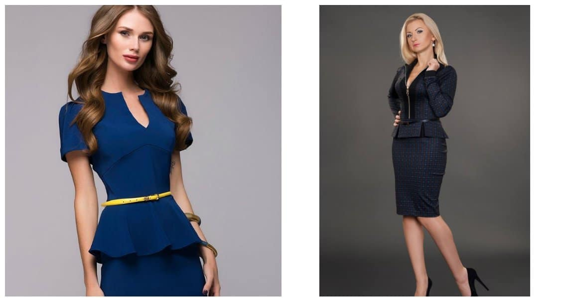 trendy formal dresses, formal wear with basque