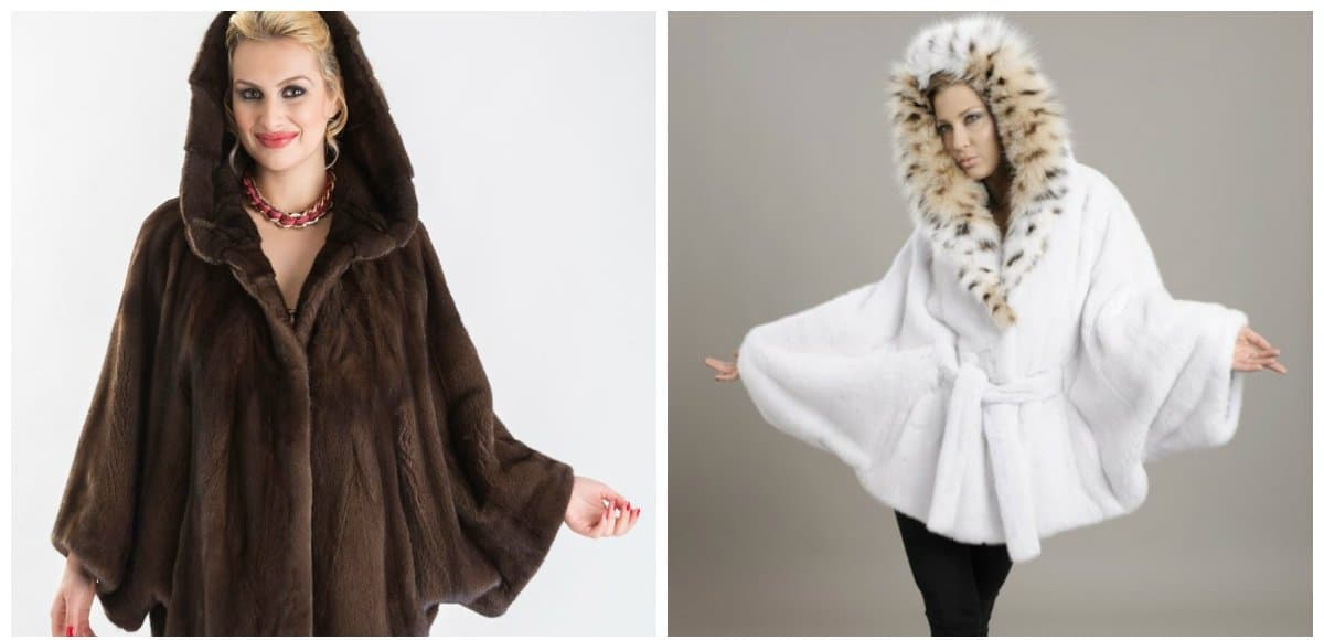 fur coats for women, bat fur coat