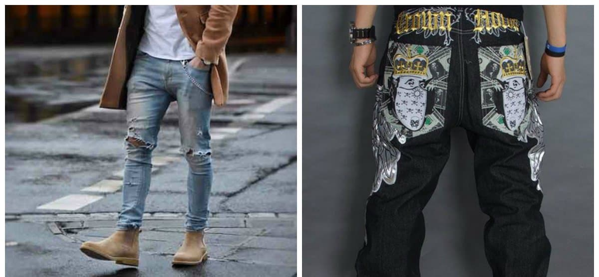 Mens Jeans 2020: Styles and Trends for Fashionable Jeans Trends 2020