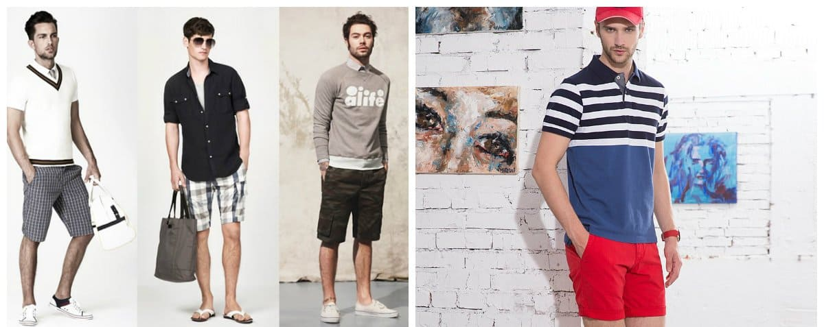 Men's Shorts Fashion Trends