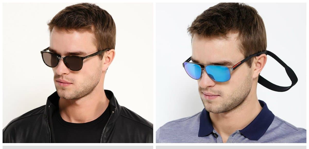 0e7dc1d7c4dd Mens sunglasses 2018: tips, tendencies and sunglasses trends 2018