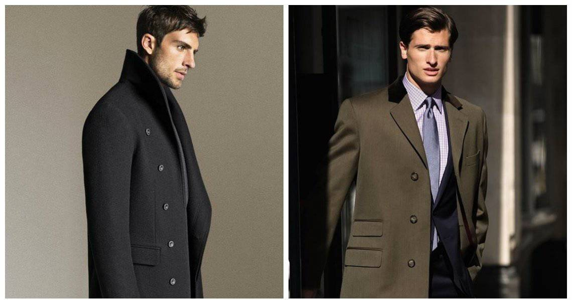 mens winter coats 2018, classic coats