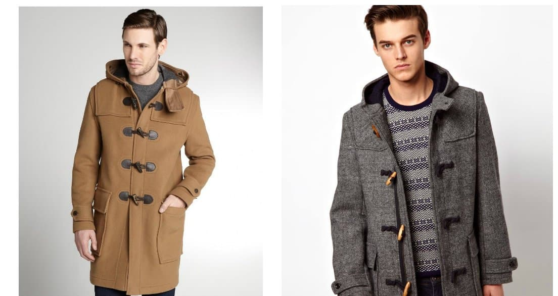 mens winter coats 2018, duffle coats