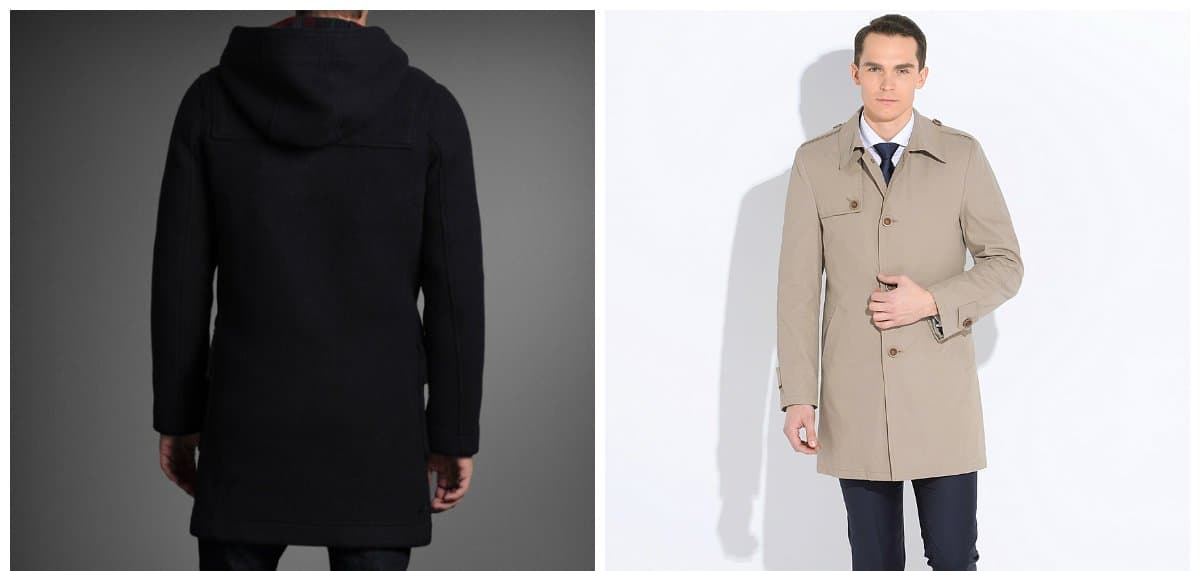 mens winter coats 2018, trends and tendencies
