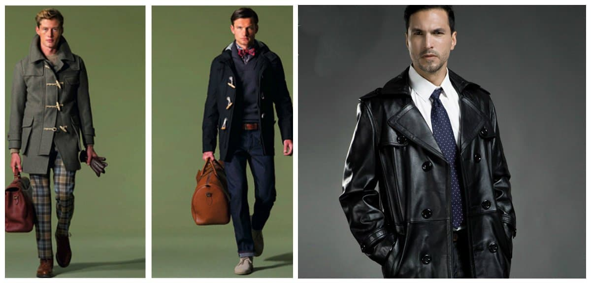 mens fashion coats, stylish images