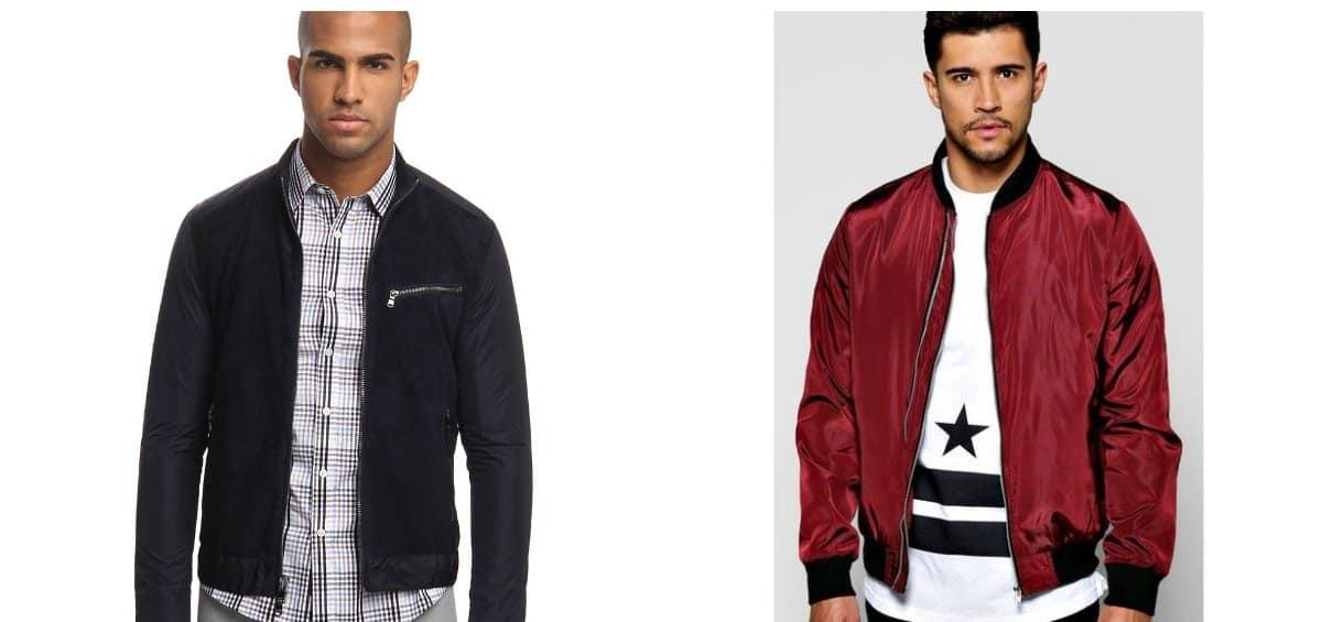 mens jackets 2018, bomber jackets